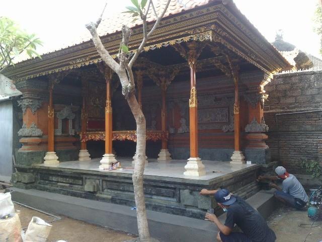 Bale Delod - Rumah Adat Bali