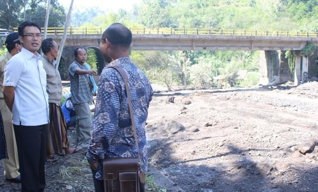 Dewan Karangasem Minta Percepat Normalisasi Sungai