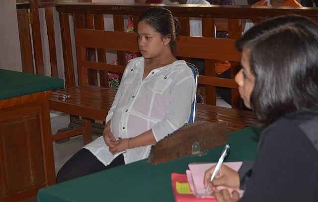 Hamil Tua, Pemilik Kokain Divonis 4 Tahun, Ingin Rawat Bayi di Penjara