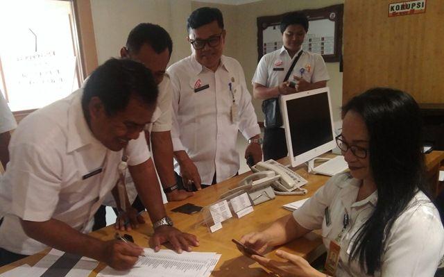 Sepanjang Oktober, 654 PNS Denpasar Terlambat Ngantor