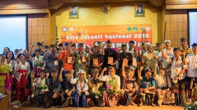 Berlomba dalam Gita Champion, Bersatu dalam Gita Jayanti Nasional 2018