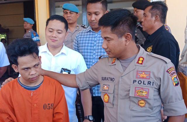 Berusaha Kabur saat Ditangkap, Betis Kanan Dihadiahi Timah Panas