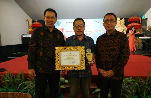 Astra Motor Bali, Sabet Penghargaan CSR Kota Denpasar