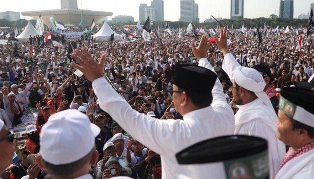 Lidah Prabowo Keseleo Sebut Gelar Nabi Muhammad