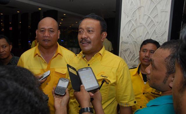 Plt Ketua Golkar Bali Sebut Musdalub Belum Perlu