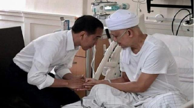 Jokowi, Potret Pemimpin Berakhlak Mulia