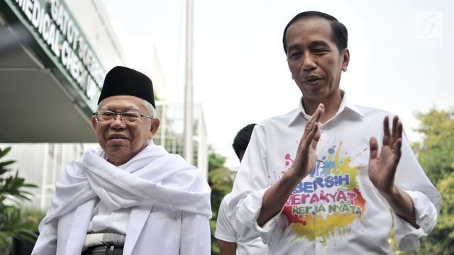 Forum Kiai Jawa Timur Deklarasikan Dukungan Kepada Jokowi – Ma'ruf