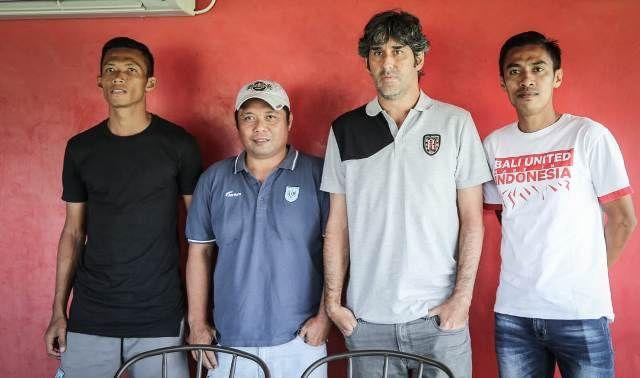 Lawan Persela, Teco Ingin Menang di Hadapan Suporter Bali United