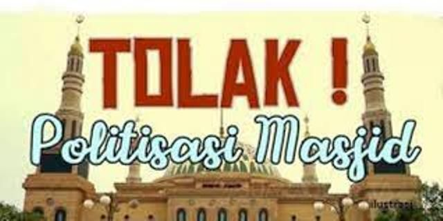 Radikalisasi Masjid, Ancaman Nyata Bangsa Indonesia
