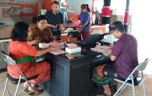 Lelang Online, BKD Buleleng Untung Rp 40 Juta