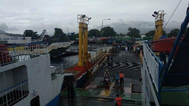 Cuaca Buruk, Pelabuhan Gilimanuk Buka-Tutup
