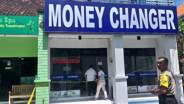 Geng Rusia Rampok Money Changer, Satu Ditembak Mati, Empat Buron