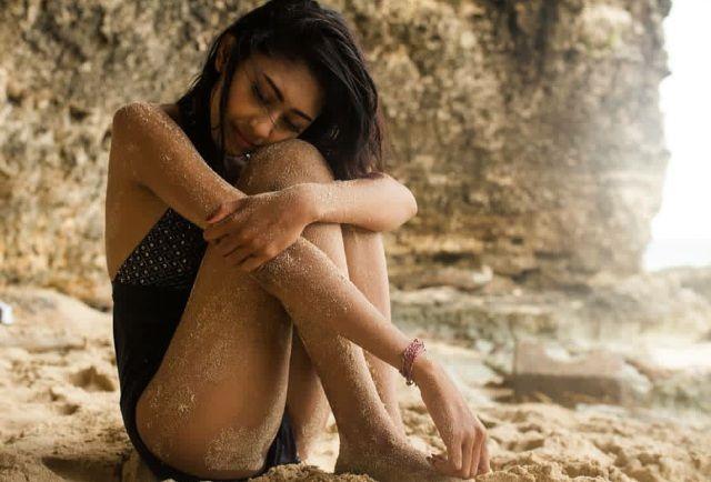 Model Luh Komang Ayu; Siap Jajal Underwater Potrait