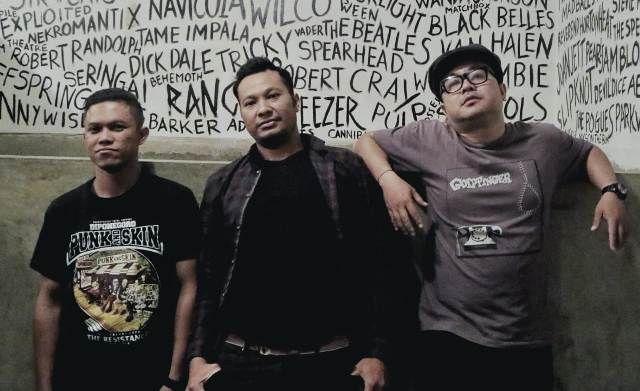 Namsore Band Mantap Dengan Single Bertajuk 'Muak'