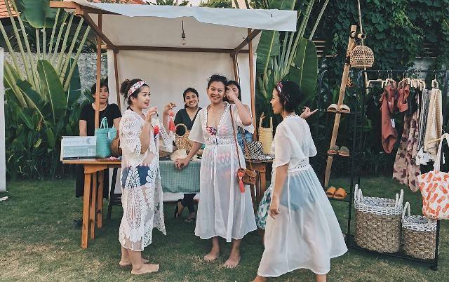 Makanan Organic, Fashion Hand Made Masyarakat