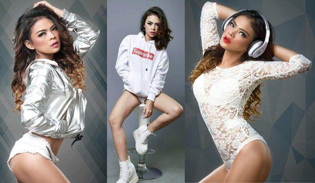 DJ Viavrilia; Nyaman Sebagai Model Seksi