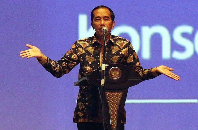 Survei Indikator Tunjukkan Jokowi Lebih Unggul di Pemilih Islam