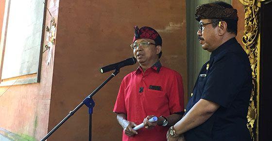 Koster Sumringah, Jokowi-Amin Raih 90 Persen di Bali
