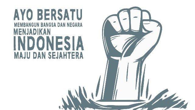 Kawal Hasil Pemilu 2019 tanpa Provokasi Demi Persatuan Indonesia