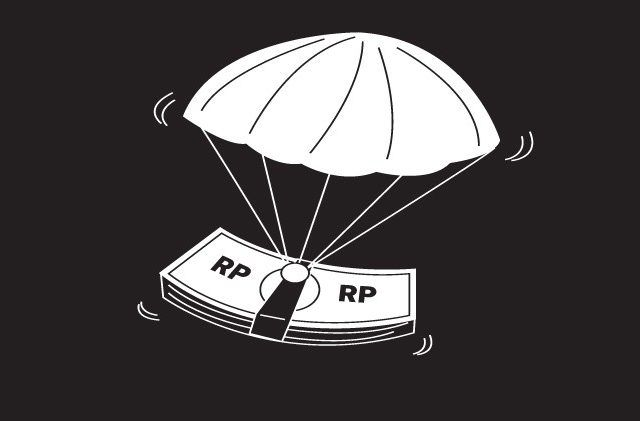 Jokowi-Ma'ruf Amin Menang versi Quick Count, Rupiah Menguat