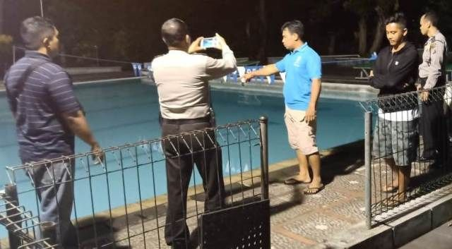 Dua Korban Tenggelam Disemayamkan di Banjar Perean