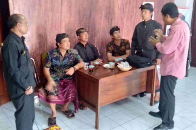 Terkait Surat Satu Jalur, Bawaslu Periksa Prajuru Desa Pakraman Badung
