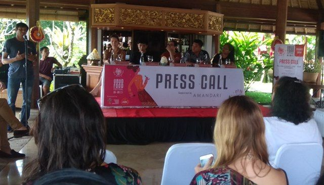 75 Stand Kuliner Tradisional Meriahkan Ubud Food Festival