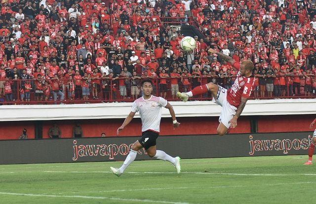 Kalah dari Bali United, Pelatih Persija Sebut Akibat Jadwal Padat