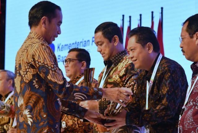 Denpasar Raih Penghargaan Terbaik Nasional PPD 2019