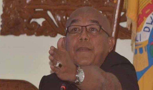 Dewa Rai Minta Maaf, Pukul Kadek Diana karena Ditantang di Grup WA