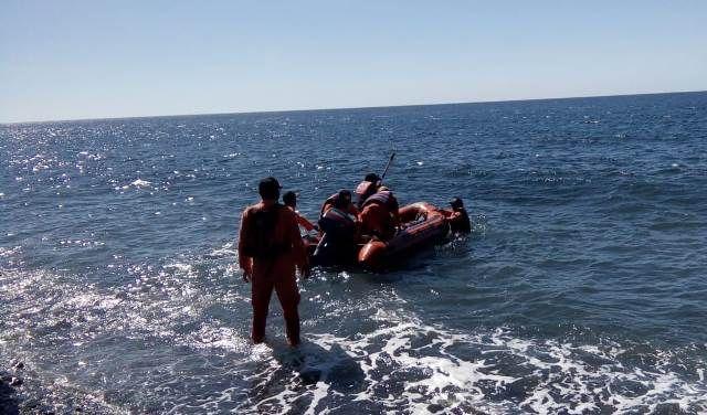 Pencarian Nelayan Suwiana Terkendala Angin Kencang