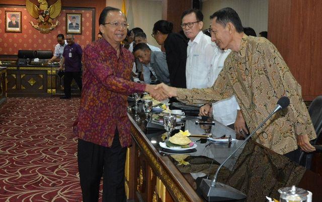 Bali Kembangkan Transportasi Terintegrasi