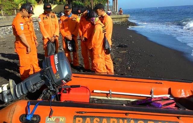 Nelayan Hilang Belum Ditemukan, Keluarga Korban Tempuh Jalur Niskala