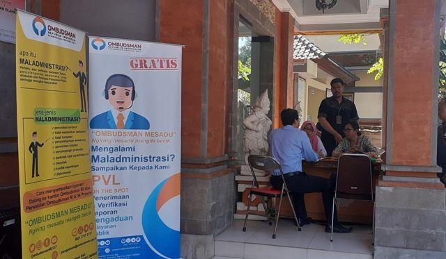 Ombudsman RI Buka Posko PVL Ombudsman Mesadu