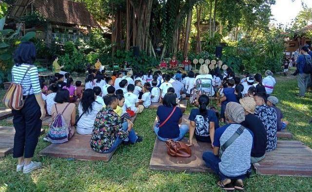 Festival Tepi Sawah, Ajang Tahunan Berorientasi Ramah Lingkungan