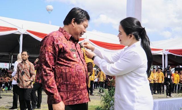 Kampung KB Bikin Pemkab Jembrana Raih Penghargaan Tertinggi
