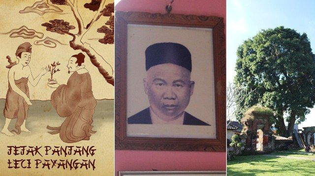 Pemberi Hadiah Itu Bernama Cik Giong, di Songan Ada Pohon Kembarnya