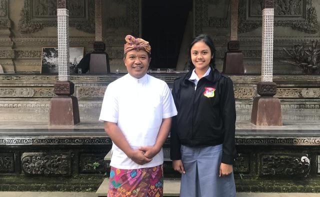 Lolos Paskibraka, Siswi SMAN 1 Bangli Ingin Tanya Kenakalan Jokowi