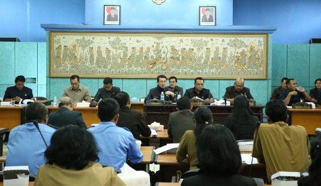 Dewan Klungkung Sorot Rencana Mall Pelayanan Publik