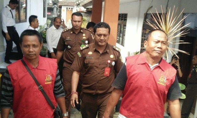 Diduga Korupsi Dana Pura, Oknum PNS dan Eks Koruptor Ditahan