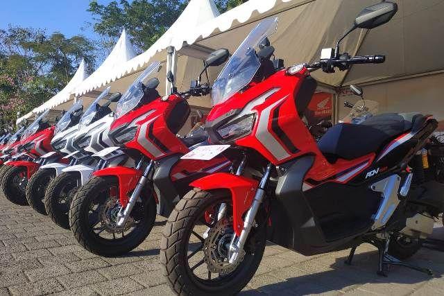 Band Competition Warnai Launching Honda ADV150 di Mall Bali Galleria