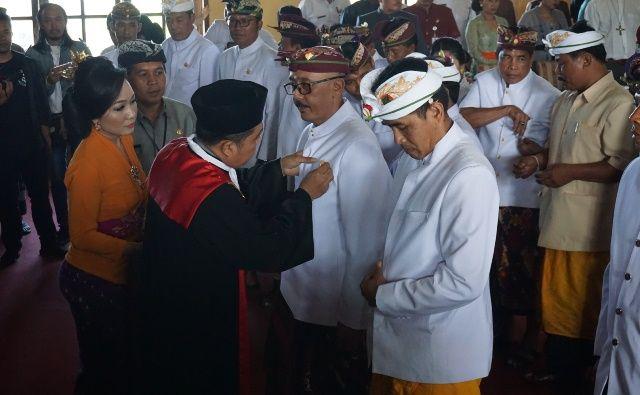 Dewan Bangli yang Baru Ngebut Bentuk AKD, Diar Pimpinan Sementara
