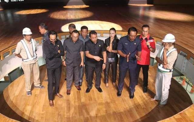 Komisi II DPRD Badung Minta Balai Budaya Dikelola Profesional