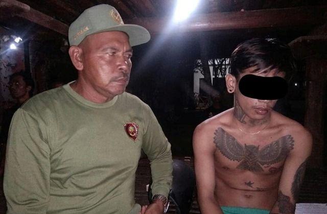 Mabuk Resahkan Warga, Pemuda Banyuwangi Diamankan