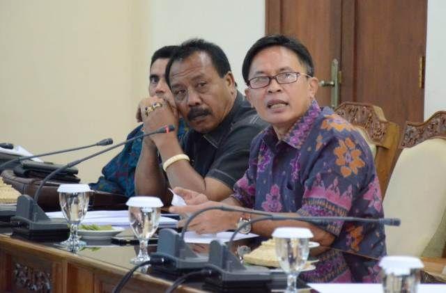 Tak Paham Tugas, Dewan Bali Minta Tim Ahli Mundur