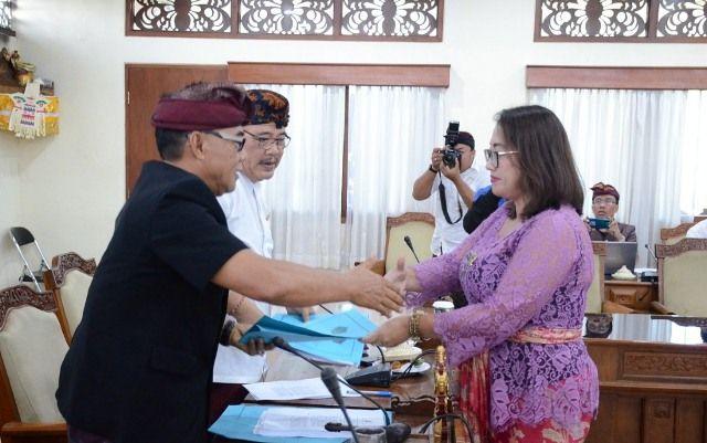 Absen Empat Kali Paripurna, Anggota DPRD Bali Kena Sanksi