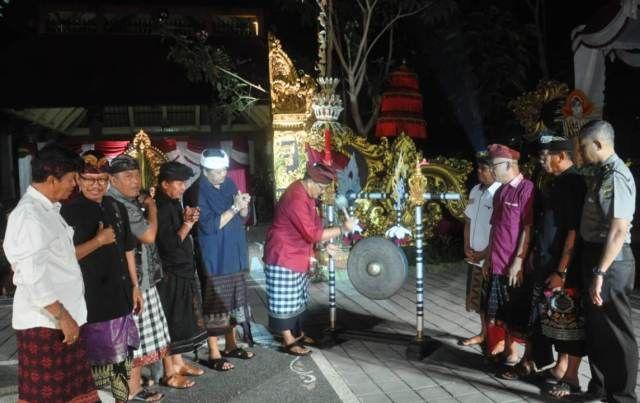 Lestarikan Seni dan Budaya, Parade Budaya Bongan IV Kembali Digelar