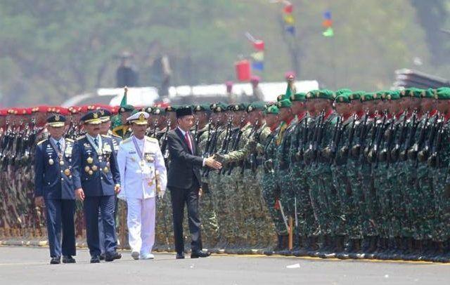 Ribuan Aparat Keamanan Siap Mengawal Pelantikan Presiden