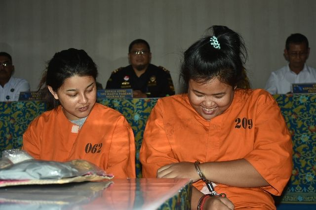 Demi Rp 10 Juta, Kurir Thailand Sembunyikan Narkoba di Celana Dalam