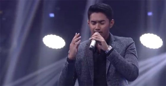 Suci Tak Mau Pesimis, Target Grand Final The Voice Indonesia 2